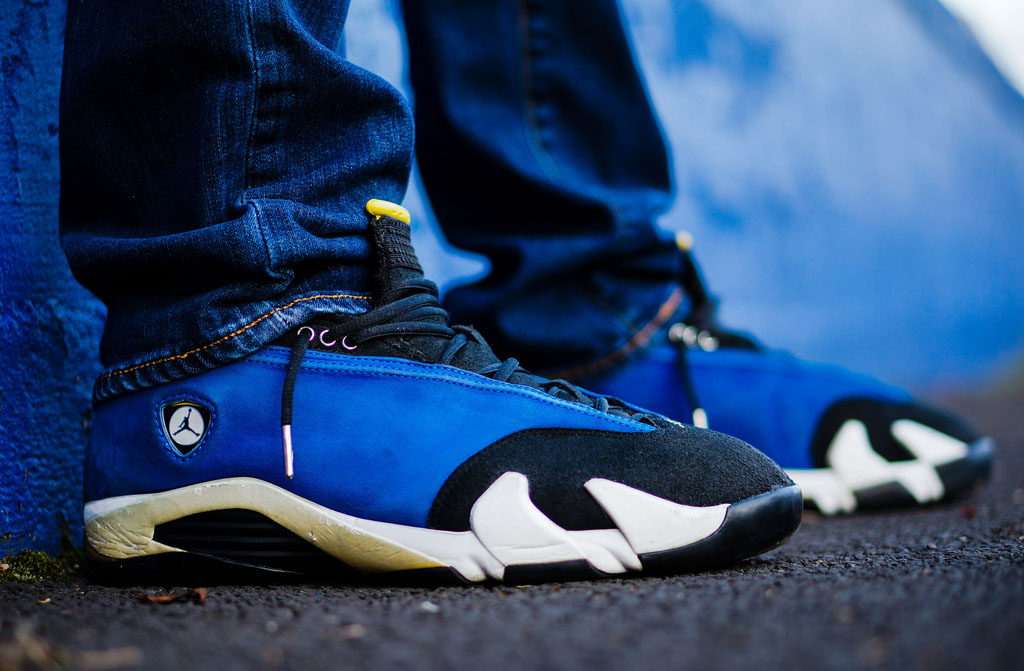 air jordan 14 low laney release date