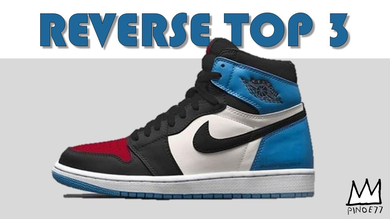AIR JORDAN 1 REVERSE TOP 3 GOLD TOP 3 RESTOCK GAME ROYAL 1s MORE - AIR JORDAN 1 REVERSE TOP 3,  GOLD TOP 3 RESTOCK, GAME ROYAL 1s & MORE!!