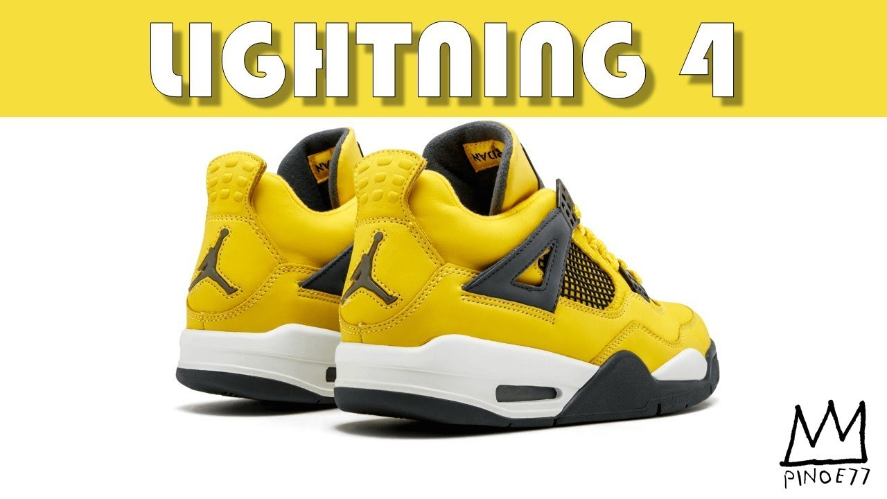 AIR JORDAN 4 LIGHTNING AIR JORDAN 1 GOLD TOE 2018 JORDAN RELEASE DATES MORE - AIR JORDAN 4 LIGHTNING, AIR JORDAN 1 GOLD TOE, 2018 JORDAN RELEASE DATES & MORE!!