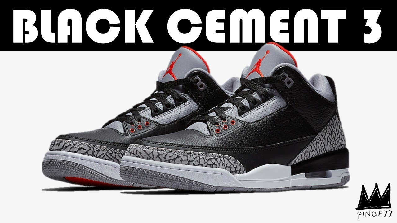AIR JORDAN 3 BLACK CEMENT AIR JORDAN 8 WMNS VALENTINES MORE - AIR JORDAN 3 BLACK CEMENT, AIR JORDAN 8 WMNS VALENTINES & MORE!