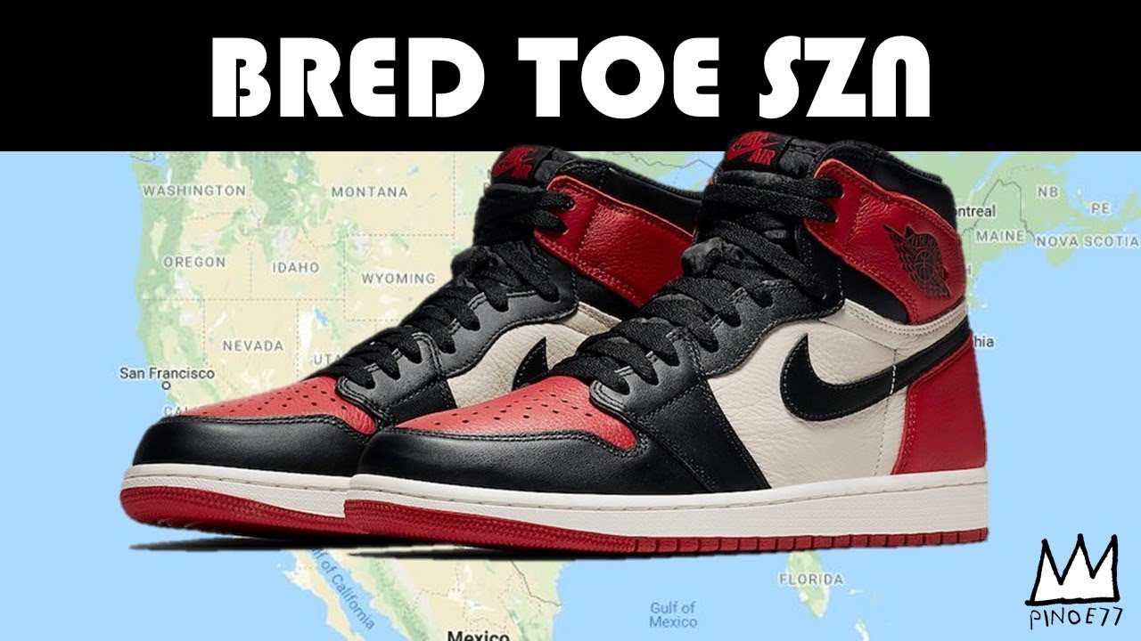 BRED TOE SZN LIMITED AIR JORDAN 32 NRG ADIDAS NMD IS DEAD MORE - BRED TOE SZN, LIMITED AIR JORDAN 32 NRG, ADIDAS NMD IS DEAD & MORE!!