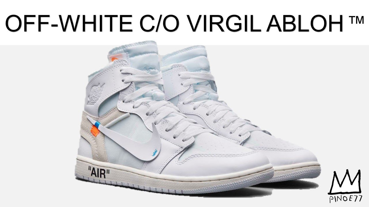 OFF WHITE JORDAN 1 EXPLAINING LEBRON WATCH SUPREME x NIKE MORE - OFF WHITE JORDAN 1, EXPLAINING LEBRON WATCH, SUPREME x NIKE & MORE!!