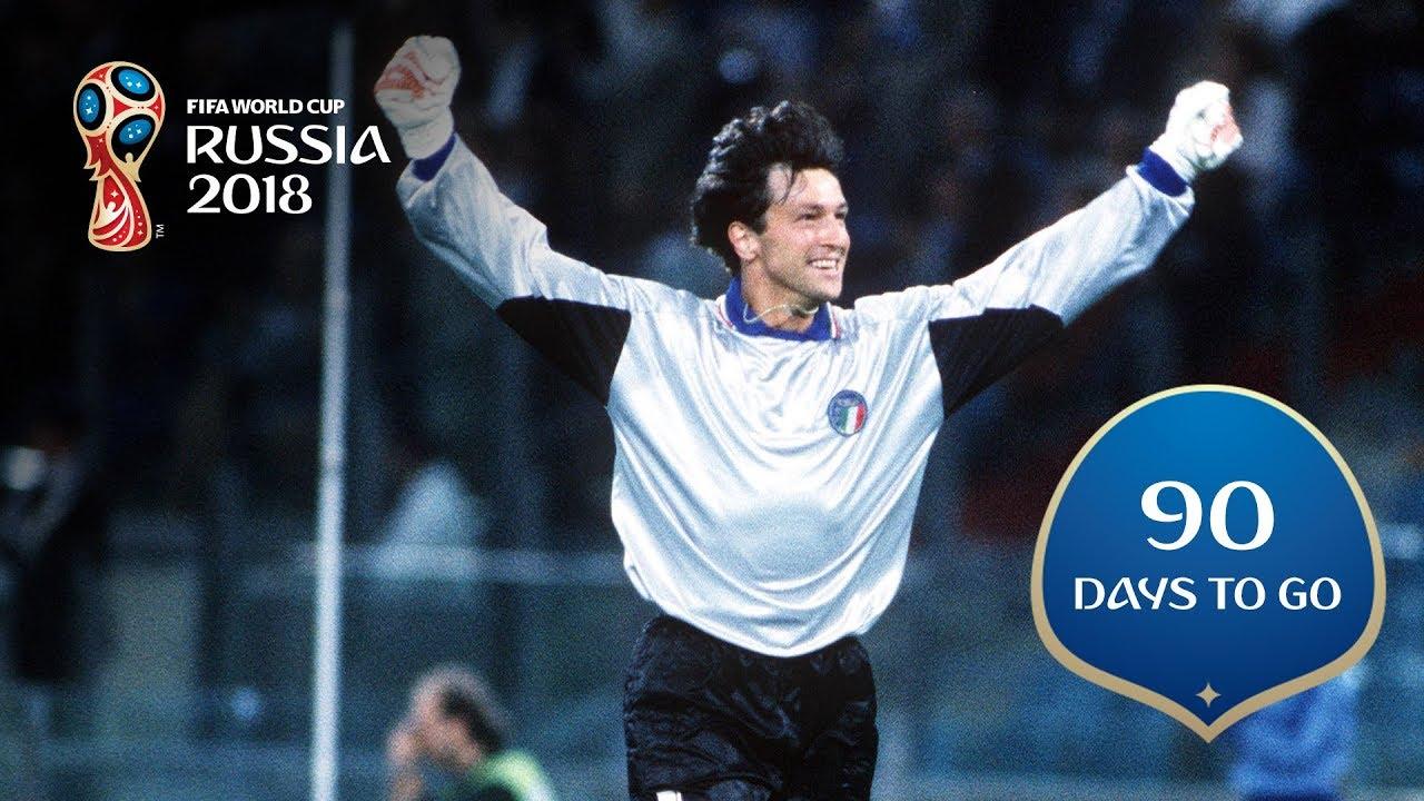 90 DAYS TO GO Record Breaking Zenga Stars for Italy - 90 DAYS TO GO! Record-Breaking Zenga Stars for Italy