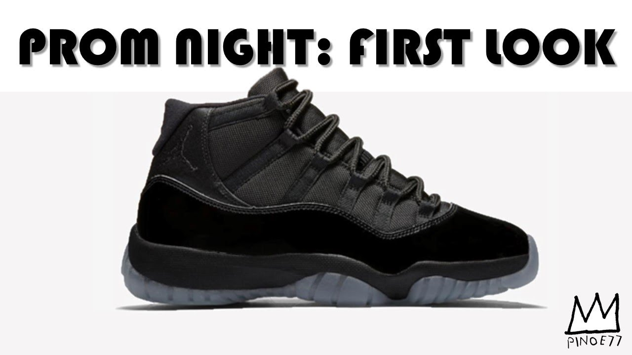 AIR JORDAN 11 PROM NIGHT FIRST LOOK, YEEZY CALABASAS, NIKE JUST DO IT  COLLECTION & MORE!!