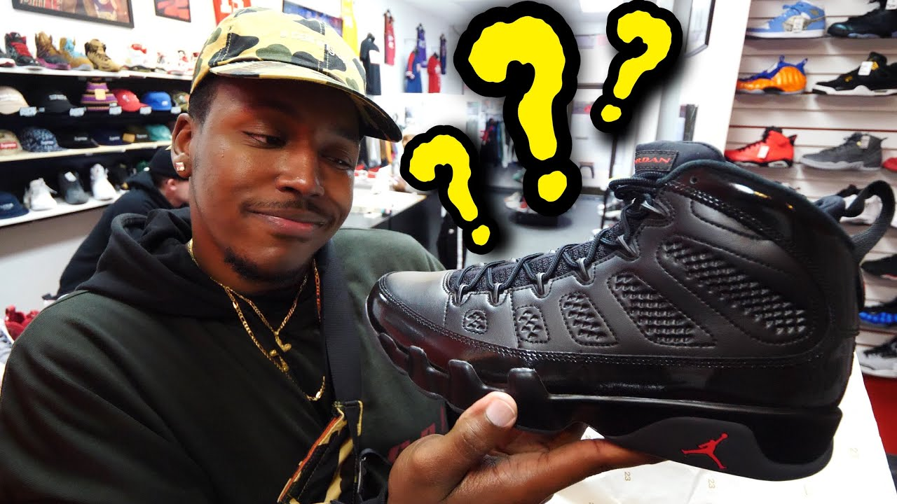 ARE JORDANS REALLY LIMITED AGAIN BRED 9S SOLD OUT SNEAKER SHOPPING AT THE MALL THRIFT VLOG - ARE JORDANS REALLY LIMITED AGAIN? BRED 9'S SOLD OUT!? SNEAKER SHOPPING AT THE MALL & THRIFT VLOG!