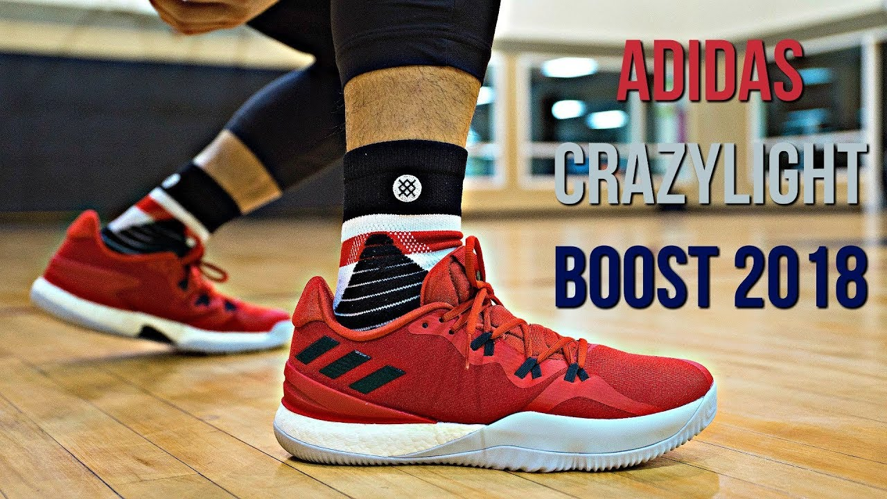 Adidas Crazylight Boost 2018 Performance Review!