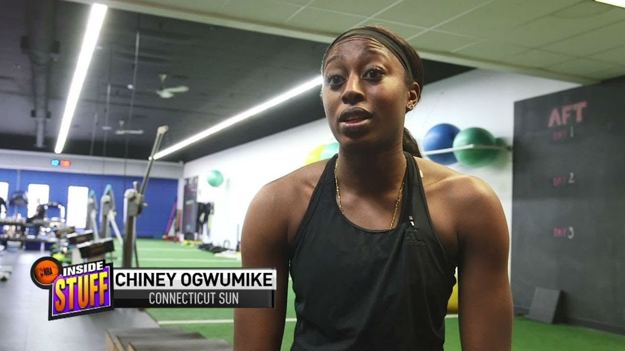 All Access A Day With Chiney - All-Access: A Day With Chiney