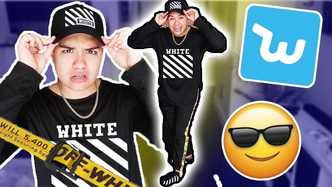 BUYING AN ENTIRE OFF WHITE OUTFIT OFF WISH APP - BUYING AN ENTIRE OFF-WHITE OUTFIT OFF WISH APP!