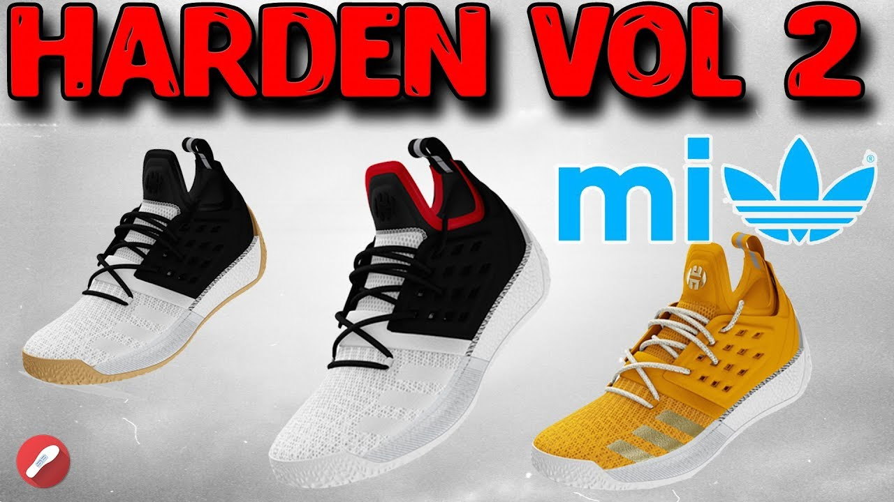 Designing the Adidas Harden Vol 2 on Miadidas - Designing the Adidas Harden Vol 2 on Miadidas!