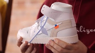HOW TO BUY THE OFF WHITE AIR JORDAN 1 - HOW TO BUY THE OFF WHITE AIR JORDAN 1!