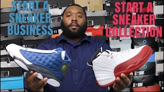 HOW TO START A SNEAKER BUSINESS WHAT DO I DO FOR A LIVING HOW I STARTED COLLECTING SNEAKERS - HOW TO START A SNEAKER BUSINESS? WHAT DO I DO FOR A LIVING? HOW I STARTED COLLECTING SNEAKERS?