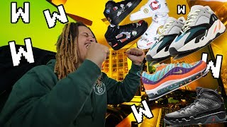 I GOT A W IM TRYING TO COP EVERYTHING YEEZY 700 WAVE RUNNER SUPREMENIKE JORDAN 9 BRED - I GOT A W !!! I'M TRYING TO COP EVERYTHING !!! YEEZY 700 WAVE RUNNER , SUPREME/NIKE , JORDAN 9 BRED