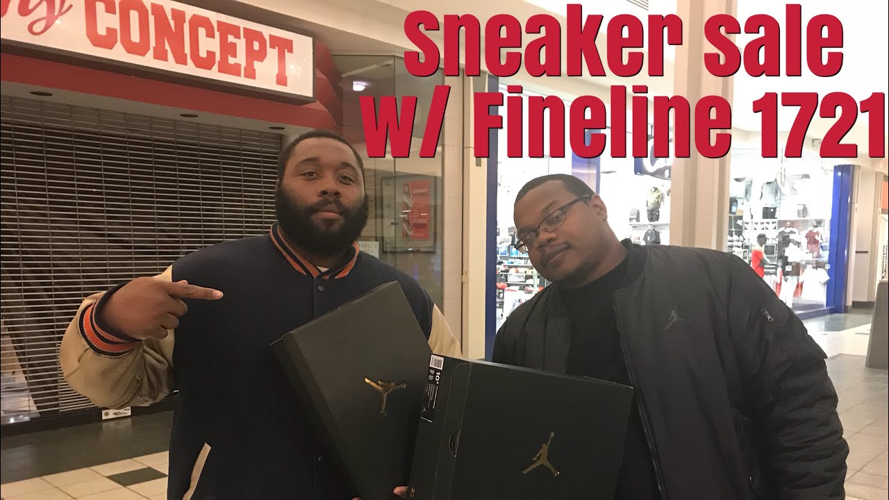 IS FINELINE 1721 LEGIT MY FIRST SNEAKER SALE WITH FINELINE 1721 - IS FINELINE 1721 LEGIT? MY FIRST SNEAKER SALE WITH FINELINE 1721