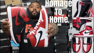 "JORDAN 1 HOMAGE TO HOME H2H MUST COP HONEST OPINION RELEASE DATE 4 21 18 - JORDAN 1 'HOMAGE TO HOME"" ""H2H"" MUST COP? HONEST OPINION RELEASE DATE 4-21-18"