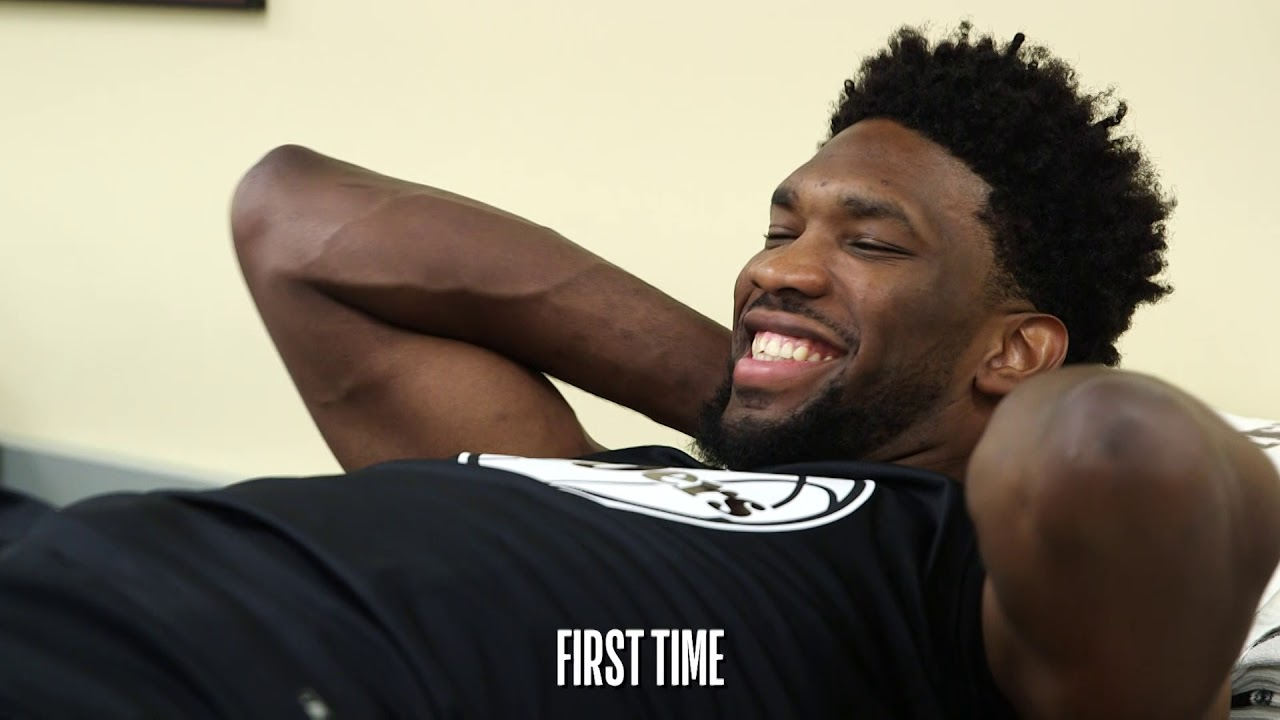 Joel Embiid Funny Access Through the Years - Joel Embiid Funny Access Through the Years