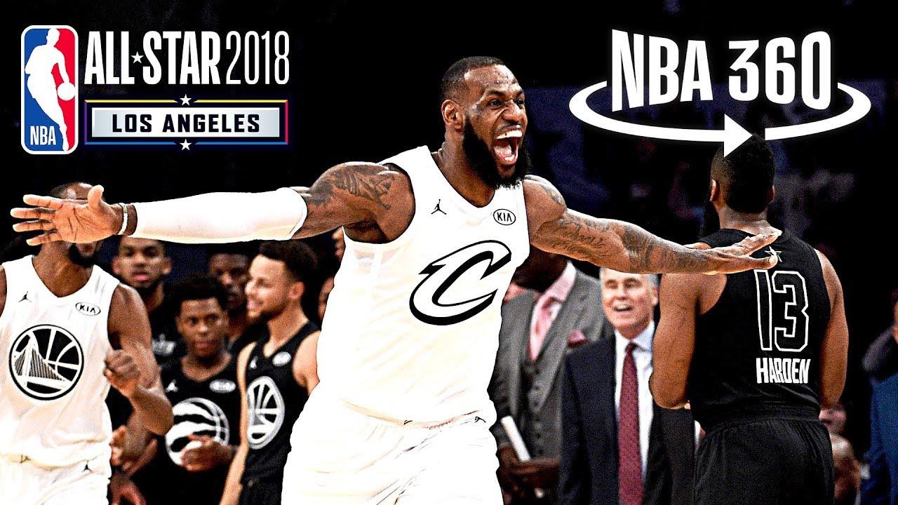 NBA 360 NBA All Star 2018 - NBA 360 | NBA All-Star 2018