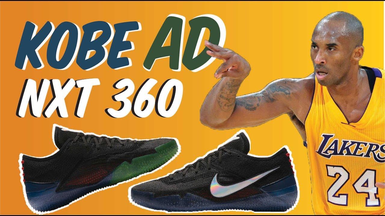 Nike Kobe AD NXT 360 NEW KOBE HOOP SHOES - Nike Kobe AD NXT 360! NEW KOBE HOOP SHOES!!