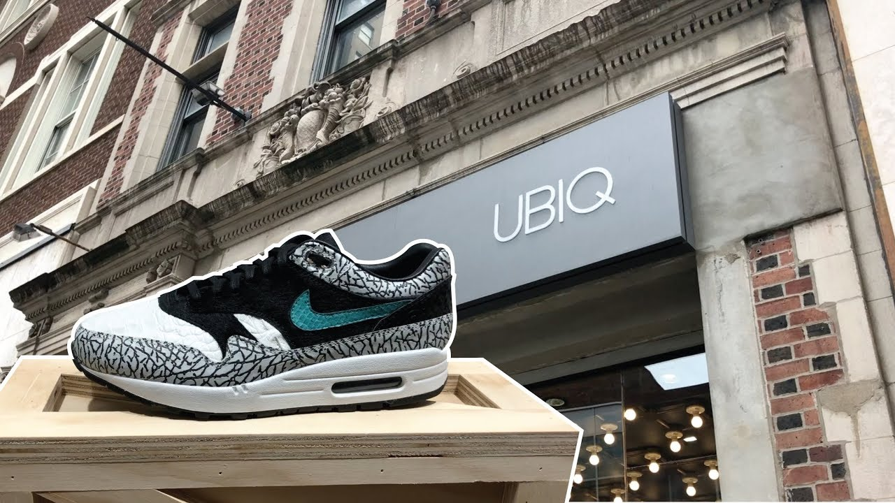 SNEAKER SHOPPING IN PHILLY - SNEAKER SHOPPING IN PHILLY