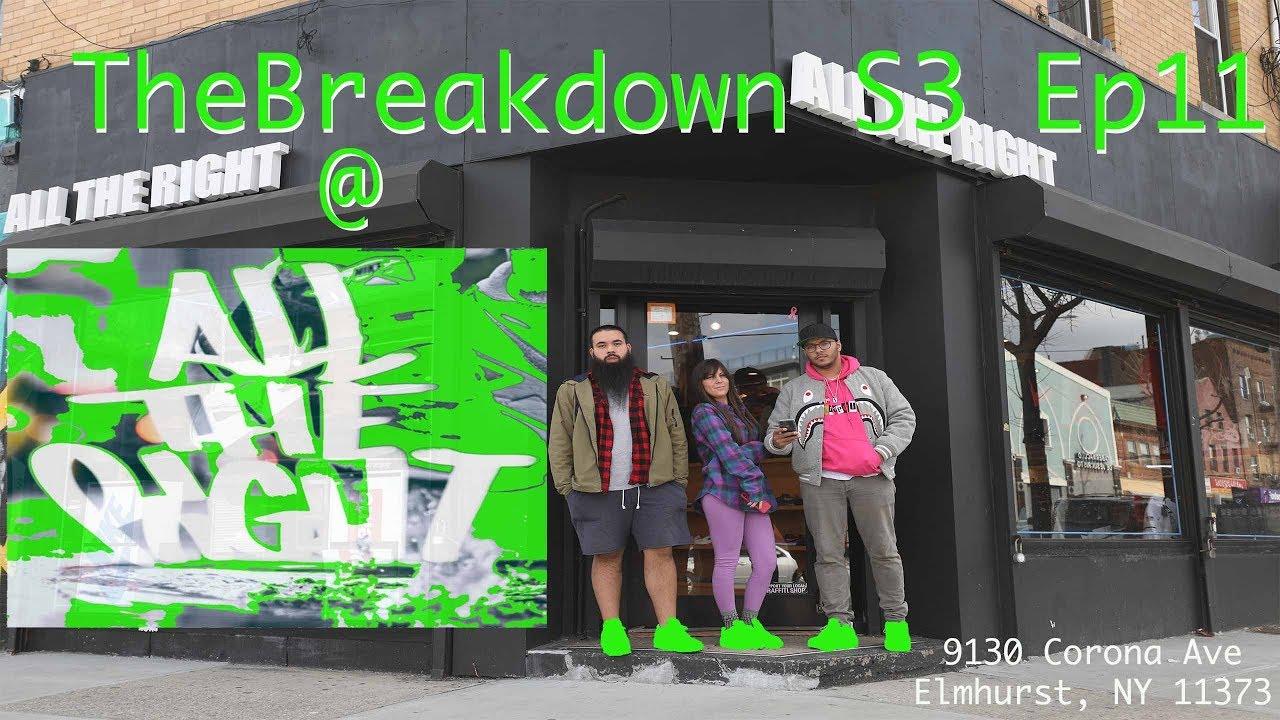 """The Breakdown Season 3 Episode 11 SPECIAL THANKS TO ALL THE RIGHT - The Breakdown Season 3 Episode 11 SPECIAL THANKS TO """"ALL THE RIGHT"""""""