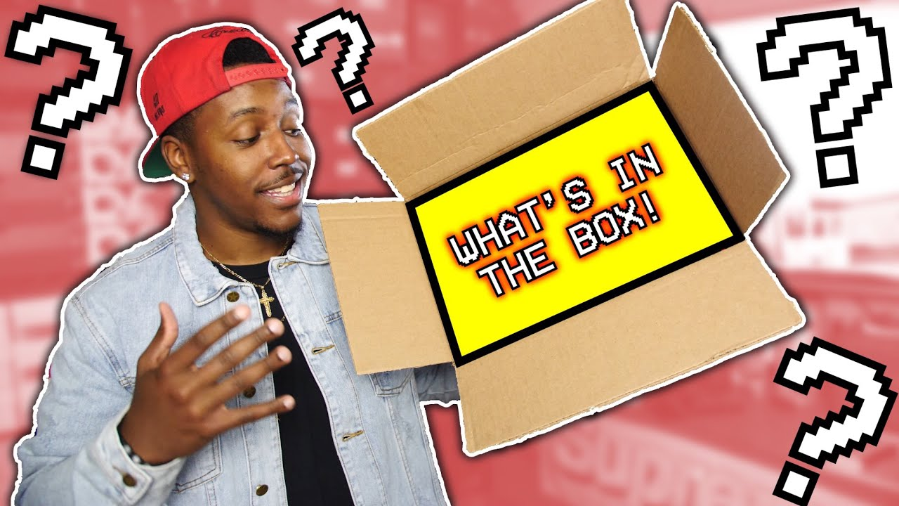 UNBOXING A SNEAKER COLLAB YOU HAVENT SEEN YET WHATS IN THE BOX - UNBOXING A SNEAKER COLLAB YOU HAVEN'T SEEN YET? WHAT'S IN THE BOX!?