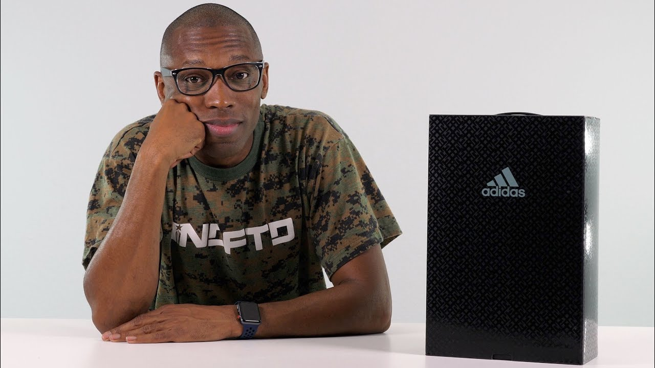 UNBOXING An Adidas SNEAKER That Should NOT Exist... - UNBOXING: An Adidas SNEAKER That Should NOT Exist...