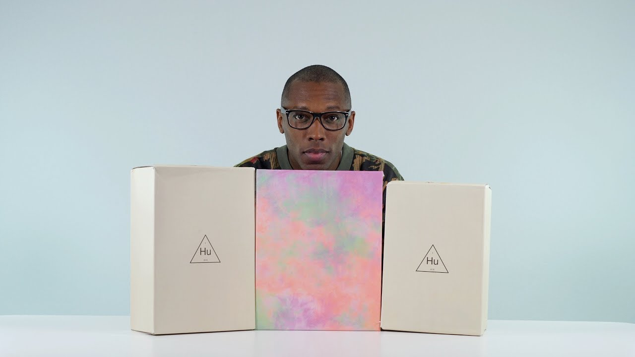 UNBOXING CRAZY 1 OF 60 adidas SNEAKER Package From Pharrell - UNBOXING: CRAZY 1 OF 60 adidas SNEAKER Package From Pharrell