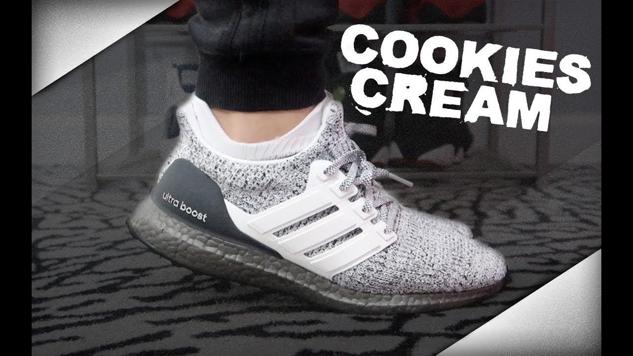 adidas UltraBoost 4.0 Cookies n Cream - adidas UltraBoost 4.0 'Cookies 'n Cream'