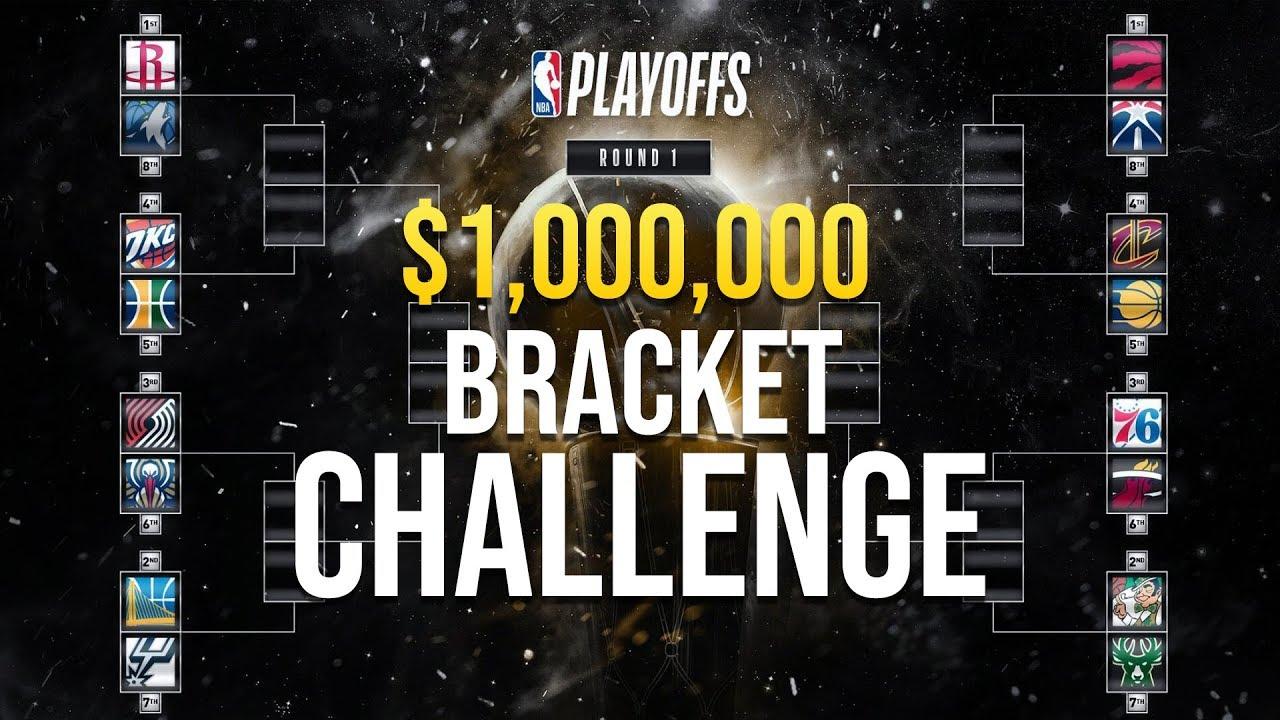 2018 NBA Playoff Predictions & Bracket Challenge