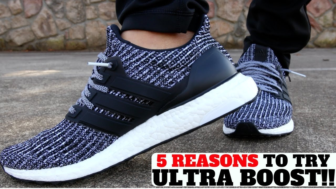 5 Reasons YOU NEED TO Try adidas ULTRABOOST If You Havent - 5 Reasons YOU NEED TO Try adidas ULTRABOOST If You Haven't!