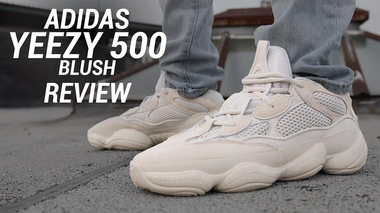 ADIDAS YEEZY 500 BLUSH REVIEW - ADIDAS YEEZY 500 BLUSH REVIEW
