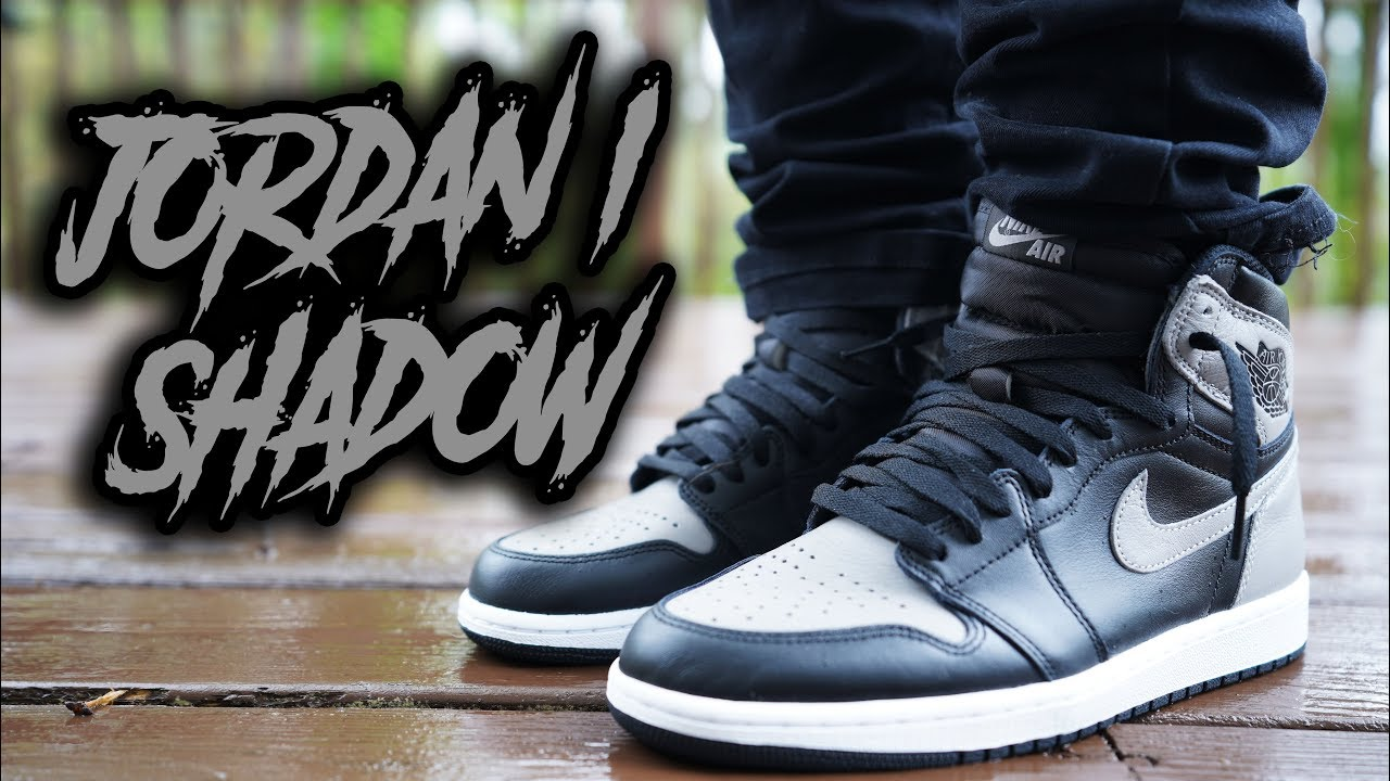 COP OR NOT ?! AIR JORDAN 1 SHADOW 2018 REVIEW AND ON FEET