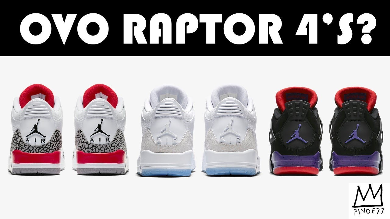 DRAKE RAPTOR 4? NEW YZY ALERT, BIO BEIGE JTH, OFFICIAL IMAGES KATRINA &  PURE WHITE 3 & MORE!!