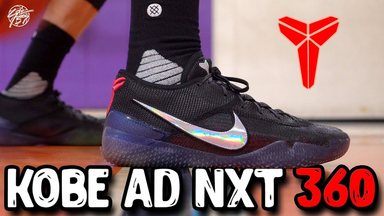 Nike Flyknit Kobe AD NXT 360 Performance Review Best Ball Shoe of All Time - Nike Flyknit Kobe AD NXT 360 Performance Review! Best Ball Shoe of All Time?!