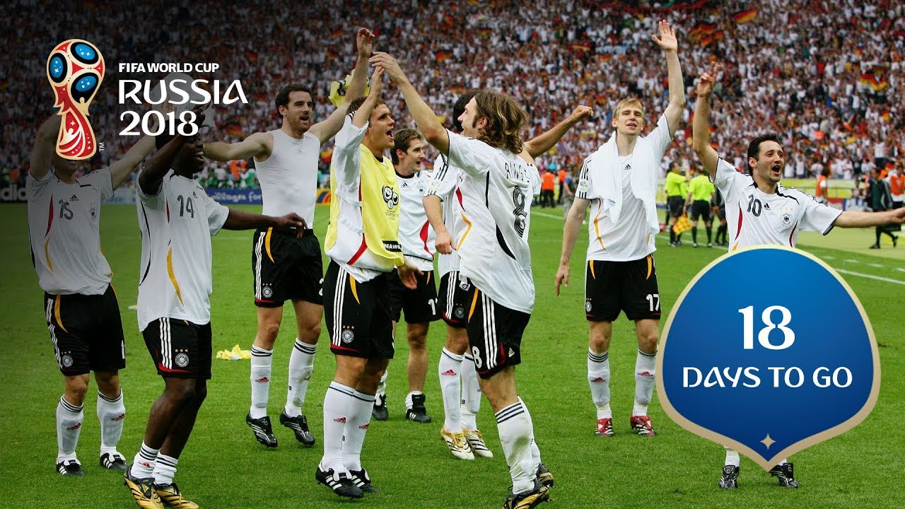 18 DAYS TO GO The World Cups penalty kings - 18 DAYS TO GO! The World Cup's penalty kings