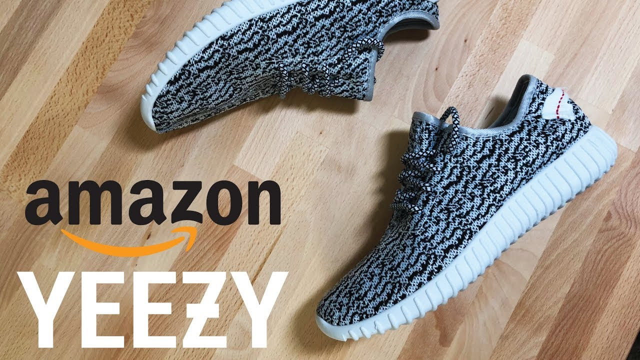 25 AMAZON YEEZY - $25 AMAZON YEEZY