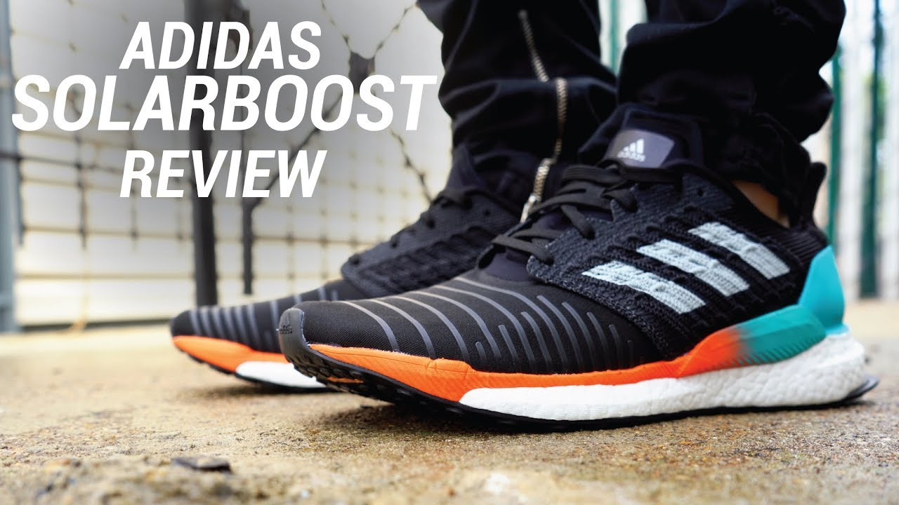 ADIDAS SOLARBOOST REVIEW - ADIDAS SOLARBOOST REVIEW