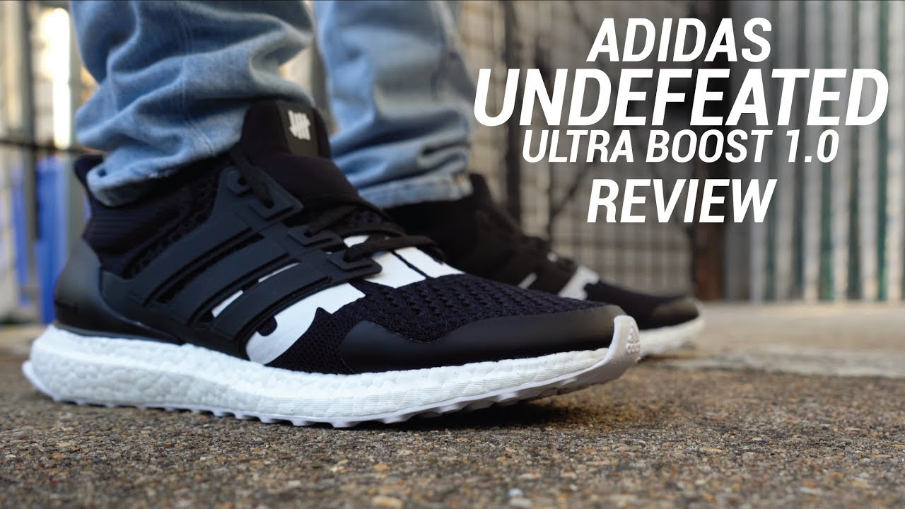 ADIDAS ULTRA BOOST 1.0 UNDFTD REVIEW - ADIDAS ULTRA BOOST 1.0 UNDFTD REVIEW