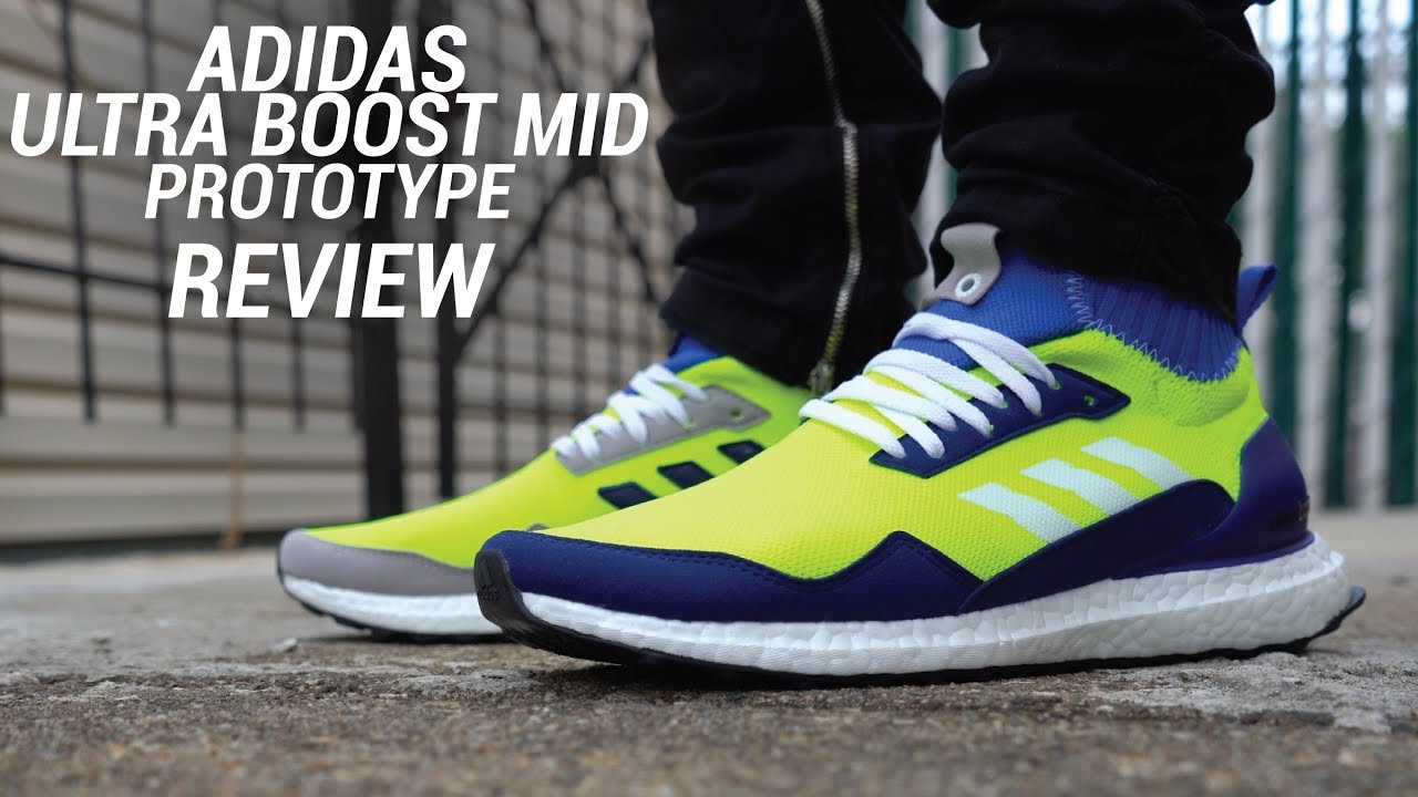 ADIDAS ULTRA BOOST MID PROTOTYPE REVIEW - ADIDAS ULTRA BOOST MID PROTOTYPE REVIEW