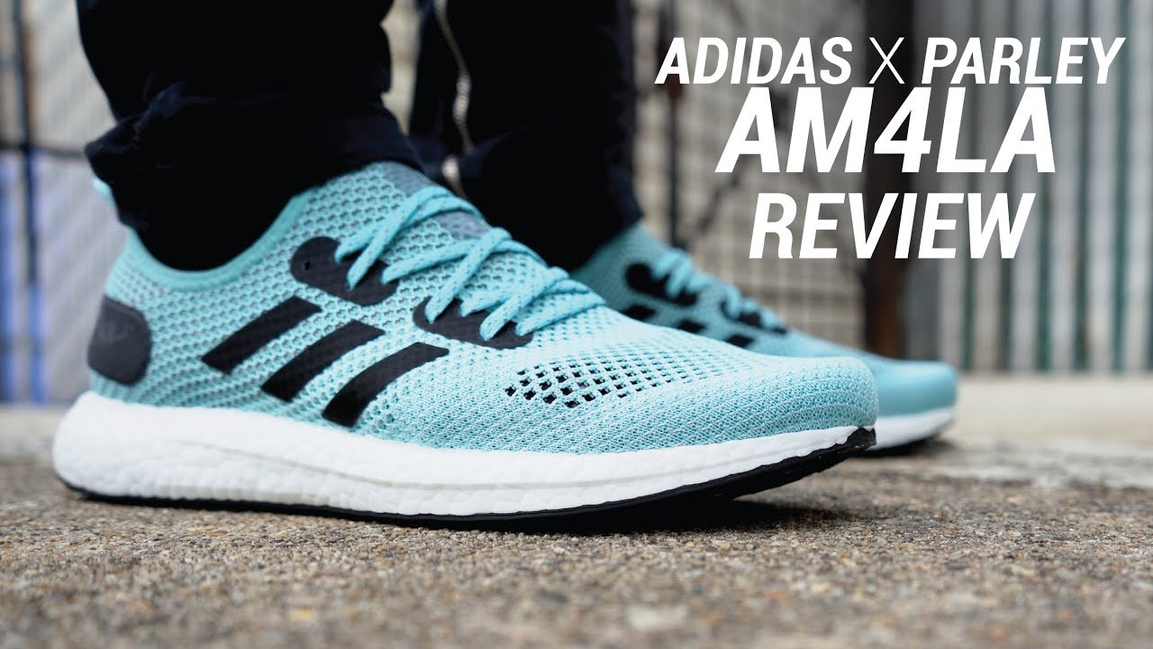 ADIDAS X PARLEY AM4LA REVIEW - ADIDAS X PARLEY AM4LA REVIEW