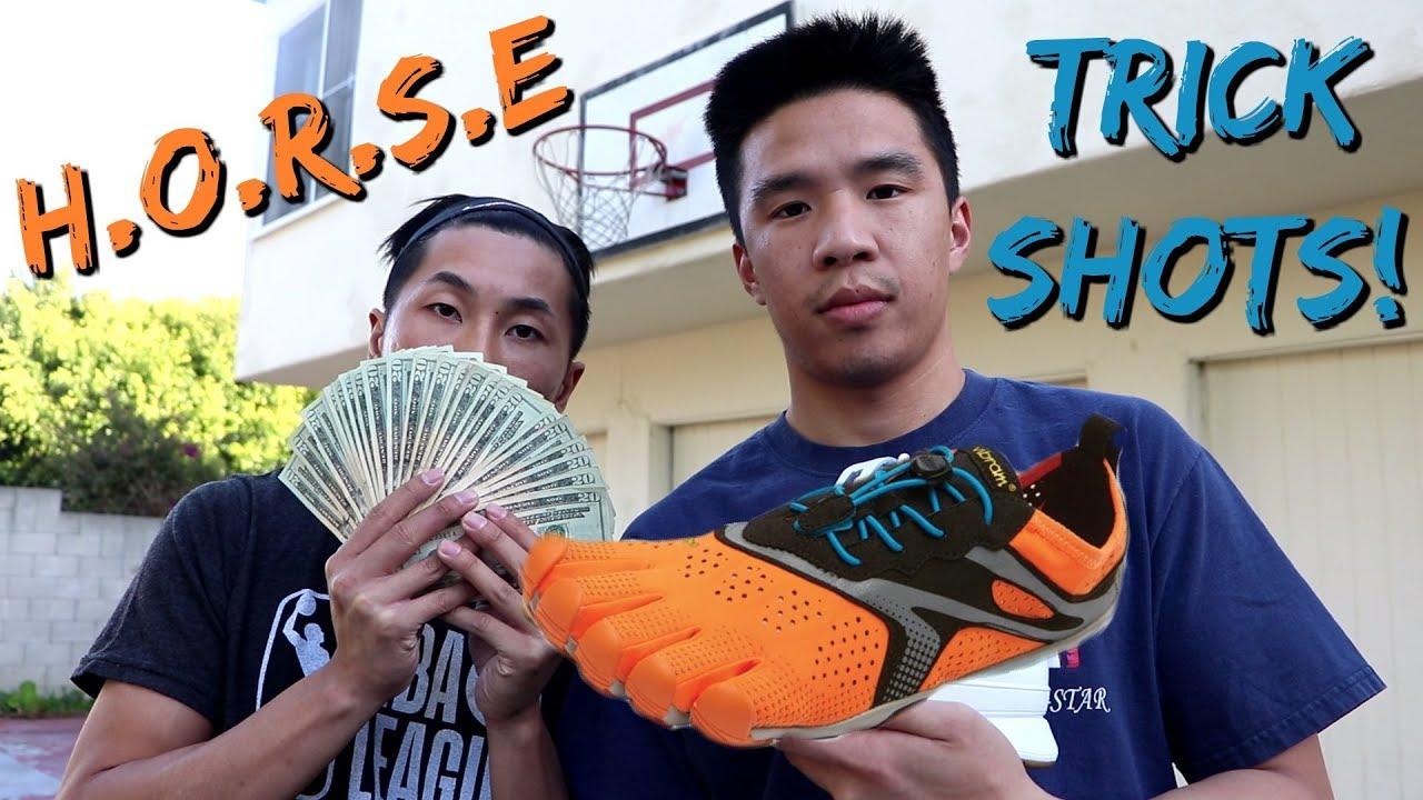 CRAZY 1v1 H.O.R.S.E for 500 LIMITED SNEAKERS - CRAZY 1v1 H.O.R.S.E for $500 & LIMITED SNEAKERS!!