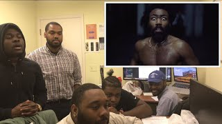 Childish Gambino This Is America REACTION VIDEO - Childish Gambino - This Is America REACTION VIDEO