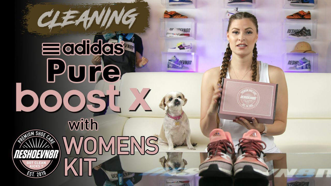 How to Clean Adidas Pure Boost Special Announcement - How to Clean Adidas Pure Boost + Special Announcement