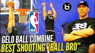 Is LiAngelo Ball GOOD ENOUGH NBA Pre Draft Combine Shooting Performance - Is LiAngelo Ball GOOD ENOUGH?! NBA Pre Draft Combine Shooting Performance!
