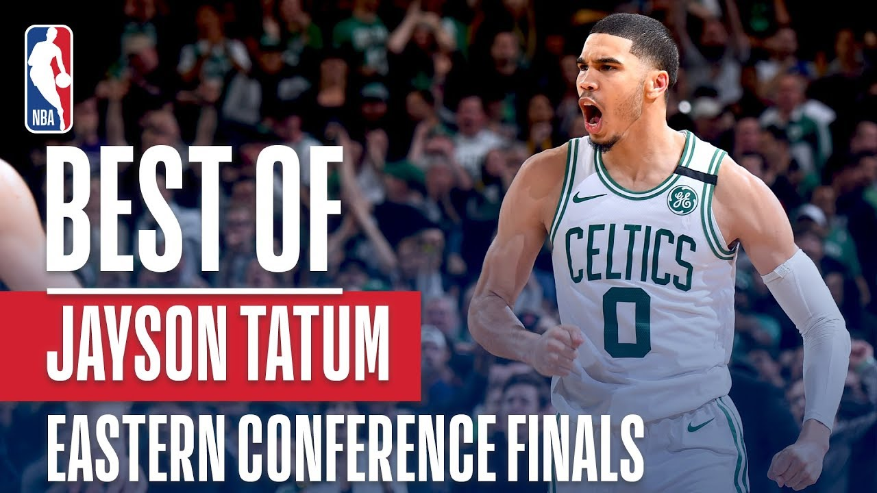 Jayson Tatums TOP PLAYS From The 17 18 Eastern Conference Finals - Jayson Tatum's TOP PLAYS From The 17-18 Eastern Conference Finals!