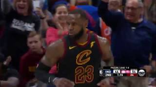 LeBron James Best Buckets From His 7 40 Point Games This Postseason - LeBron James Best Buckets From His 7 40-Point Games This Postseason