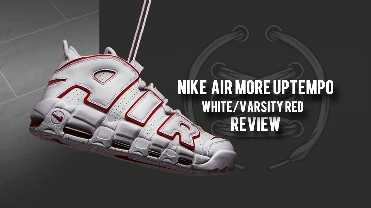 new concept 315fd 779bc weartesters. Nike Air More Uptempo Varsity Red - Nike Air More Uptempo   Varsity Red