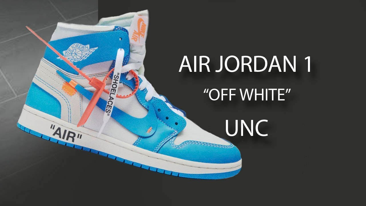OFF WHITE X AIR JORDAN 1 UNC A NON HYPEBEAST UNBOXING - OFF WHITE X AIR JORDAN 1 UNC | A NON HYPEBEAST UNBOXING