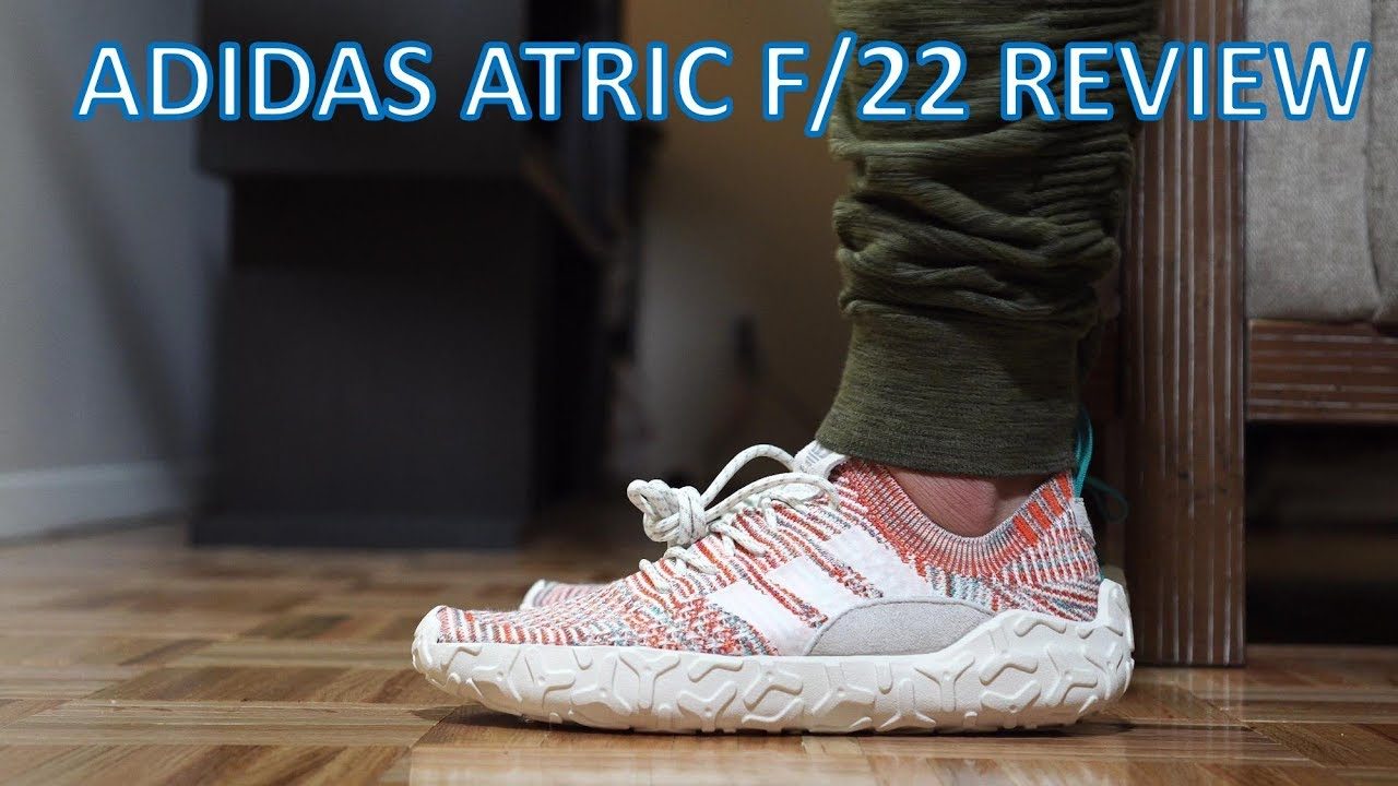 REVIEW ON FEET NEW Adidas Atric F 22 - REVIEW & ON-FEET NEW Adidas Atric F 22