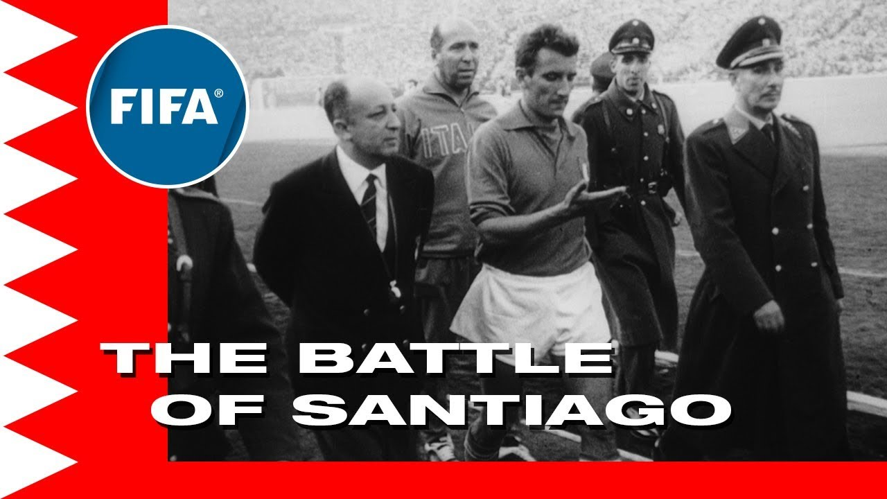 The Battle of Santiago EXCLUSIVE - The Battle of Santiago (EXCLUSIVE)