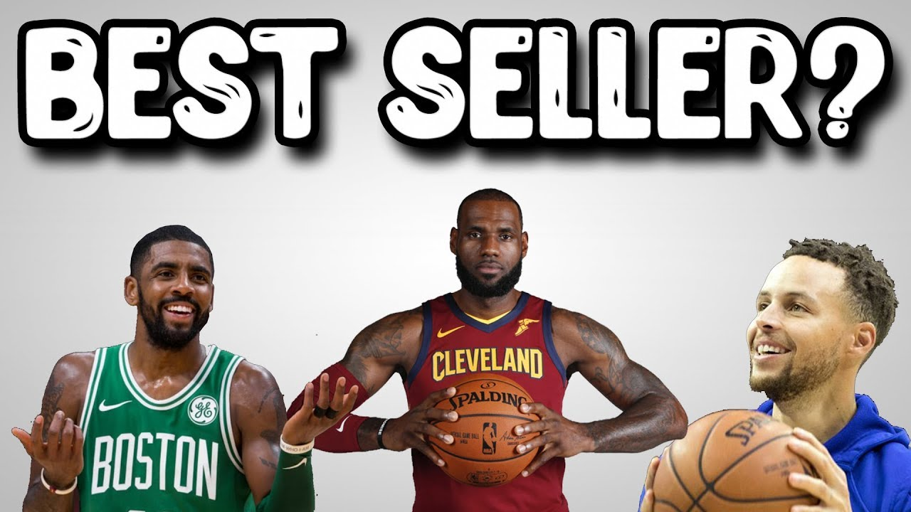 Which NBA Player Has the Best Selling Basketball Shoe in the World - Which NBA Player Has the Best Selling Basketball Shoe in the World??